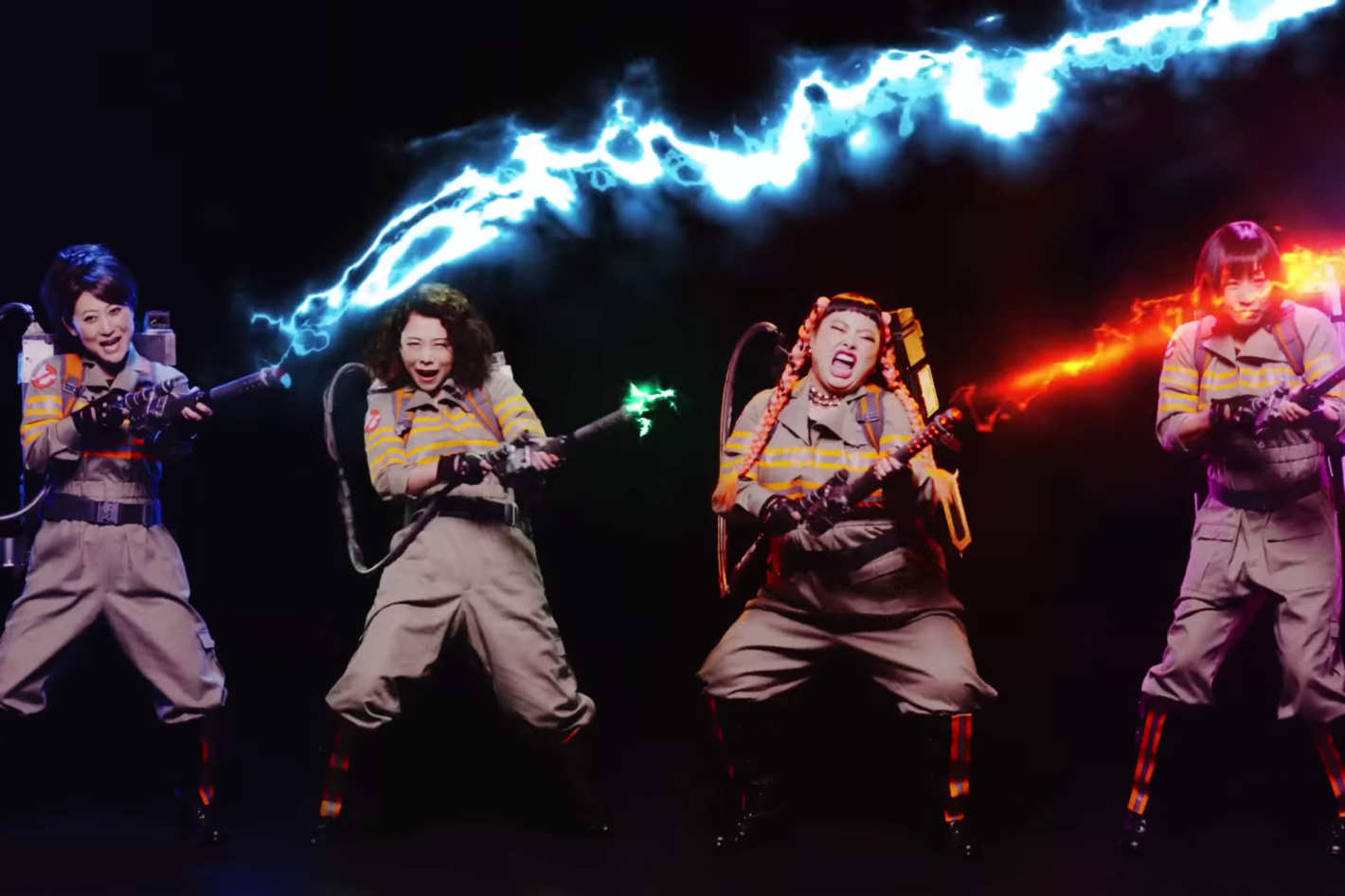 Watch a J-pop Cover of the Ghostbusters Theme