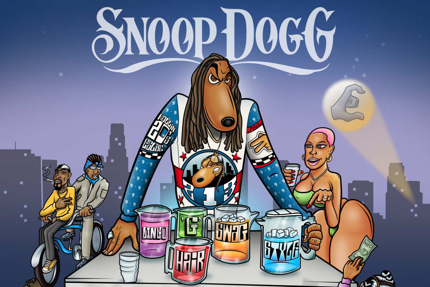 Listen to a Track From Snoop Dogg's New Album, Coolaid, Which Drops