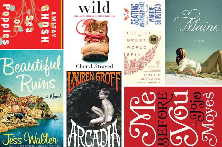 The 100 Greatest Beach Books Ever