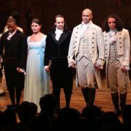 "Lin-Manuel Miranda's Final Performance In ""Hamilton"" On Broadway"