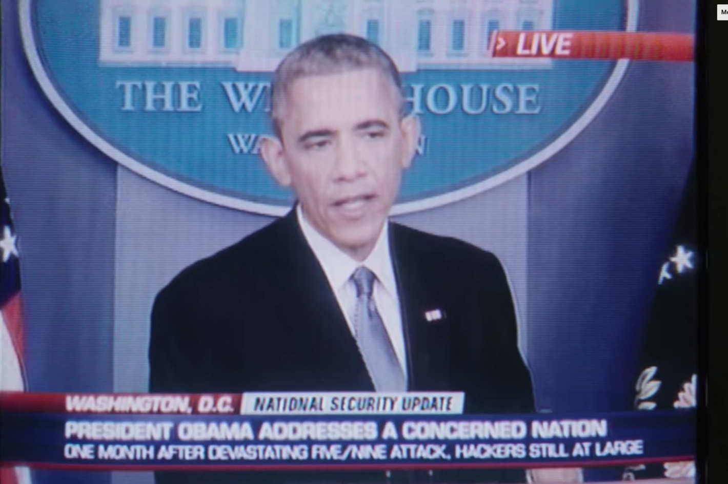 How Mr. Robot Got President Obama to Say \'Tyrell Wellick\'