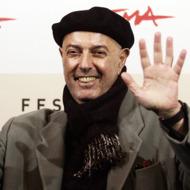 Argentinian director Hector Babenco prom
