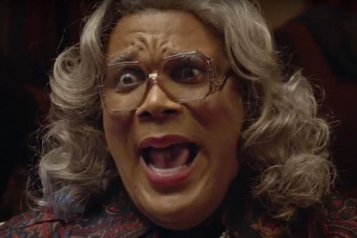 Tyler Perry Crosses Over As Boo! A Madea Halloween Wins the Box Office
