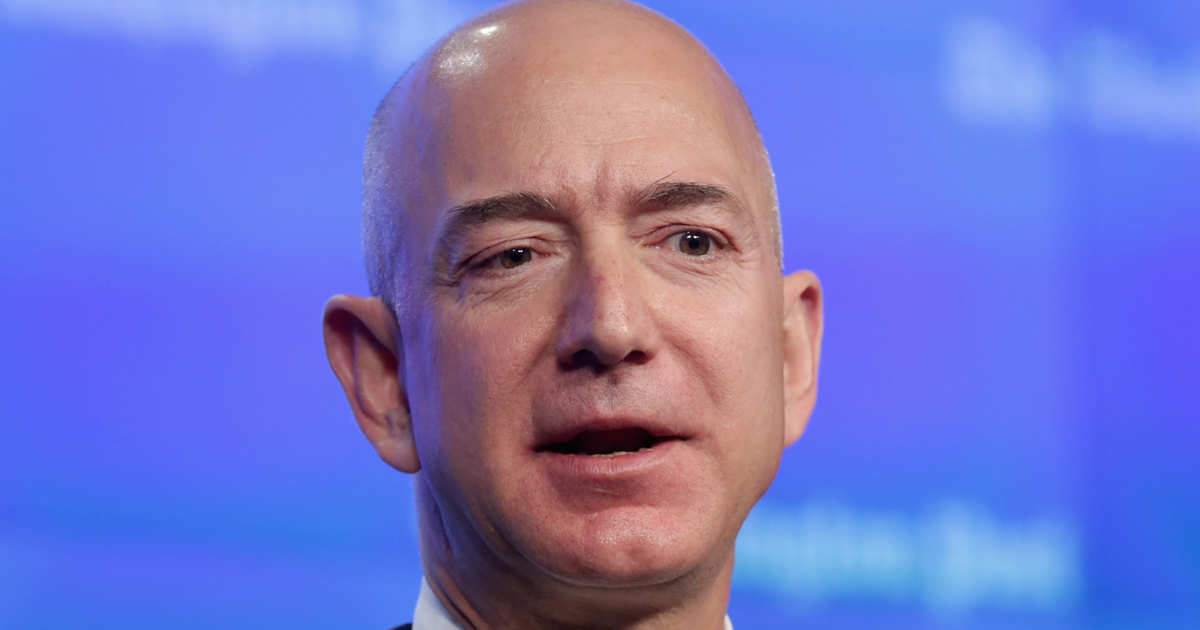 Jeff Bezos Arrived With 9 Bodyguards And 3 Limos To Film A Role In