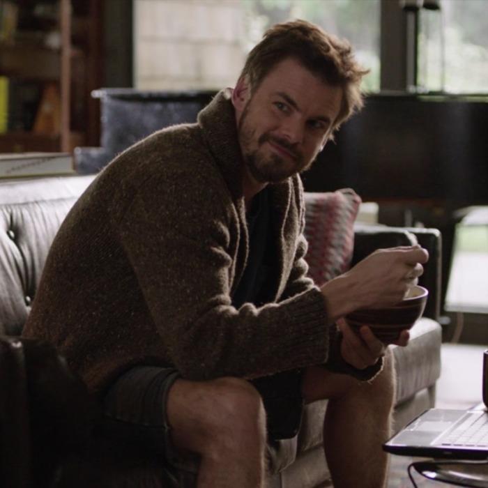 Tommy Dewey as Alex.