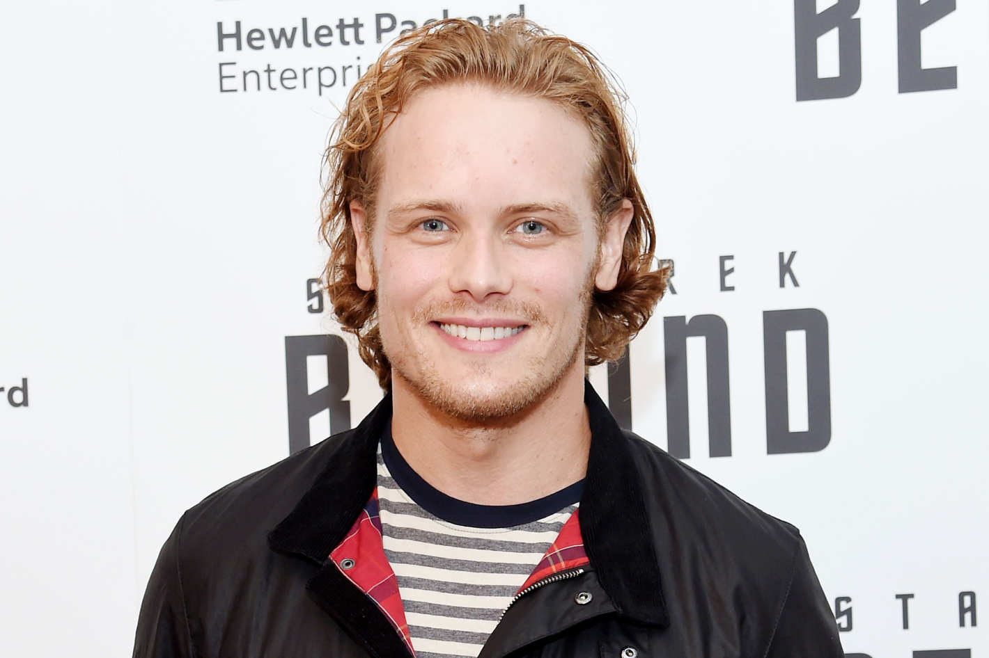 Outlander's Sam Heughan on Playing an Older Jamie: 'I'm Thinking