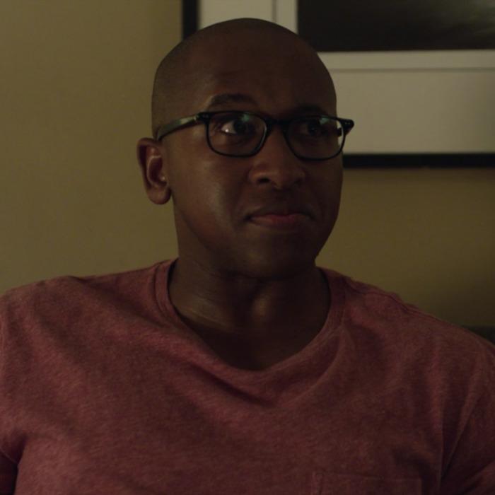 Nyasha Hatendi as Leon.