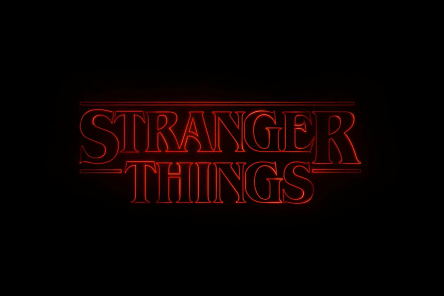 Happy Birthday Fonts ~ Play around with a stranger things title font generator