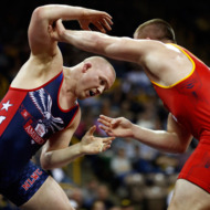 2016 U.S. Olympic Team Wrestling Trials - Day 2