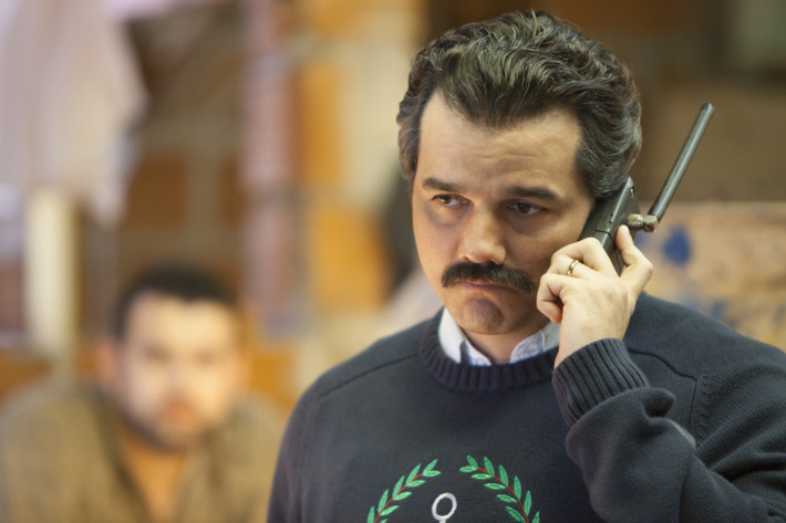 Wagner Moura as Pablo.