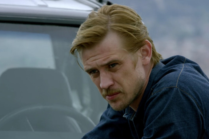Boyd Holbrook as Murphy.