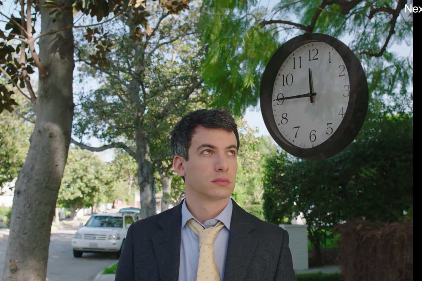 Nathan Fielder Stars in the New Web Series David, Which Is a Comedy