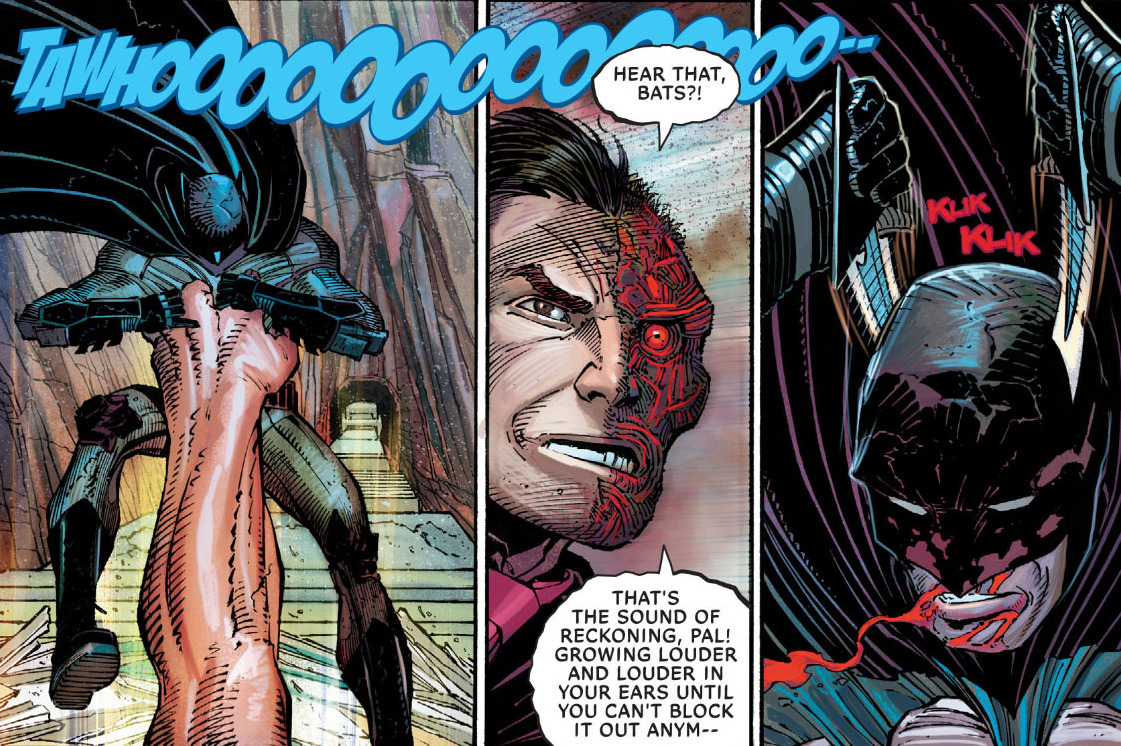 A Clever Surprise In All Star Batman Introduces A New Use For The
