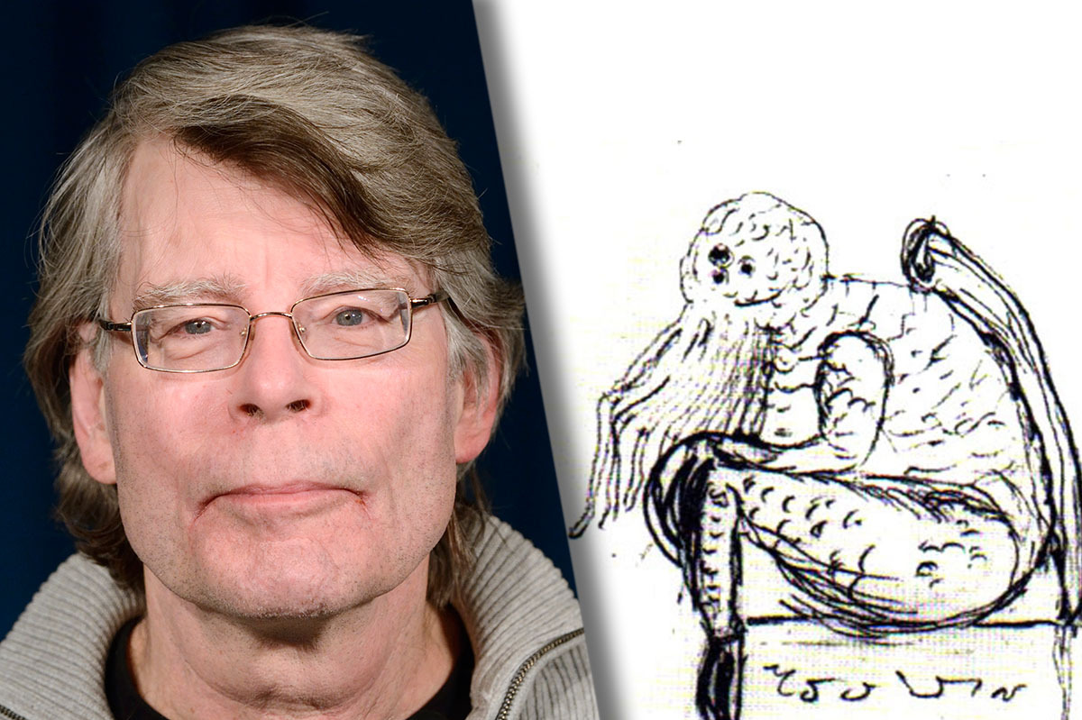 Stephen King Says Donald Trump Is Actually Cthulhu, Ruining