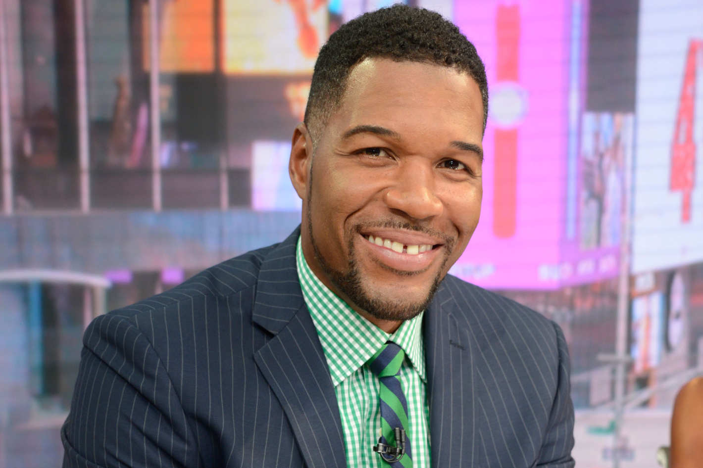 Sorry But Michael Strahan Is Not Sorry About The Way He Politely