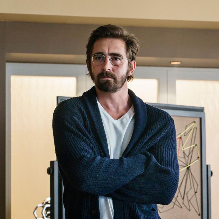 Lee Pace as Joe MacMillan- Halt and Catch Fire _ Season 3, Episode 7- Photo Credit: Tina Rowden/AMC