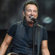 Bruce Springsteen Performs At Wembley