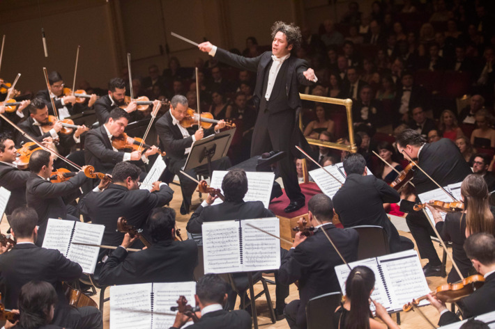 Carnegie Hall's Opening Night Gala: Simón Bolívar Symphony Orchestra of Venezuela