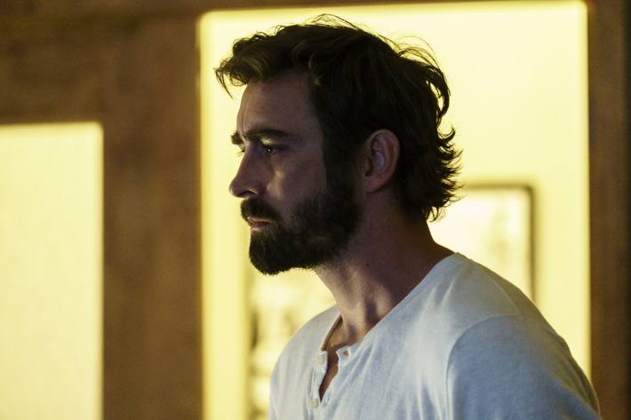 Lee Pace as Joe.