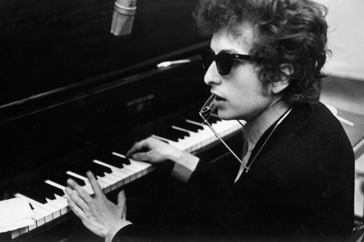 Bob Dylan Records 'Highway 61 Revisited