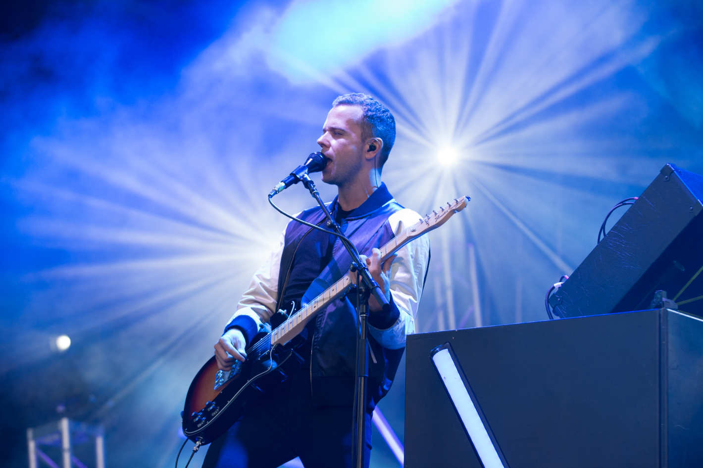 M83 Make the Case for Their Underrated New Album at Terminal 5