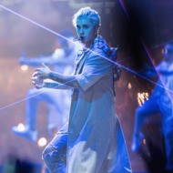Justin Bieber Performs At KeyArena