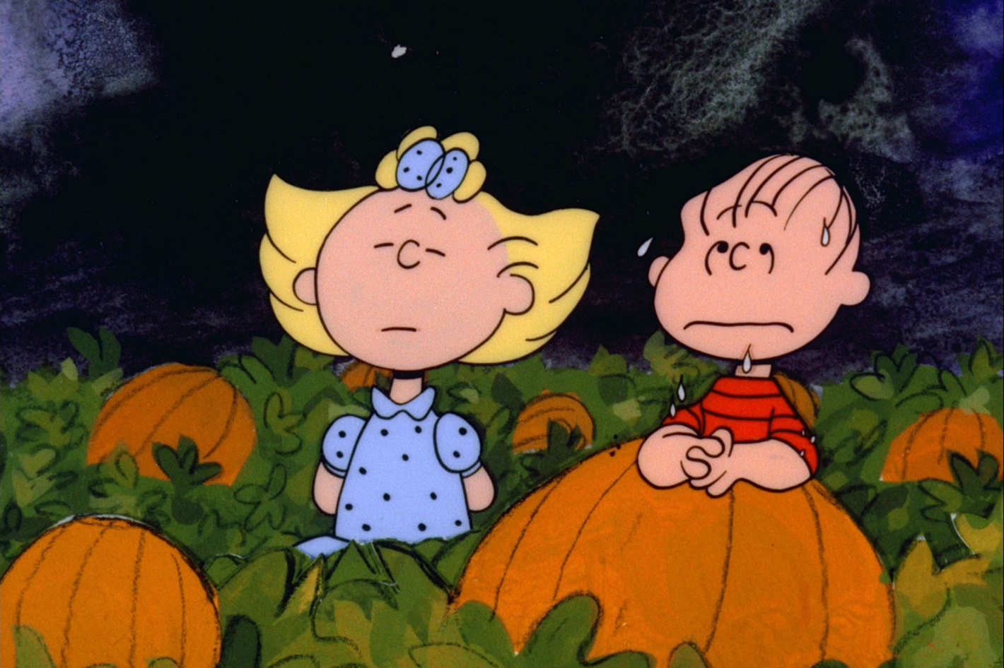 an ode to it's the great pumpkin, charlie brown, the cartoon where