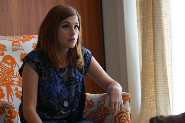 "YOU'RE THE WORST -- ""Genetically Inferior Beta Males"" -- Episode 308 (Airs Wednesday, October 19, 10:00 pm e/p -- Pictured: Aya Cash as Gretchen Cutler. CR: Byron Cohen/FX"
