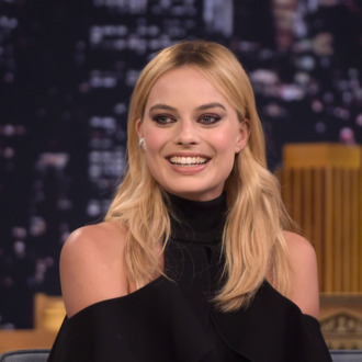 Margot Robbie Visits