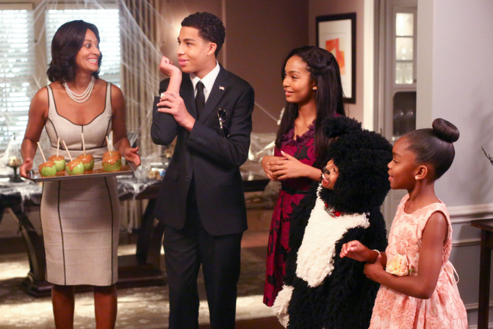 "ABC's ""Black-ish"" - Season Two"