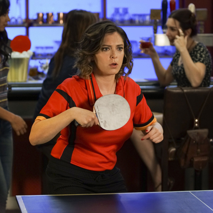 Crazy Ex Girlfriend Recap Ping Pong Girl