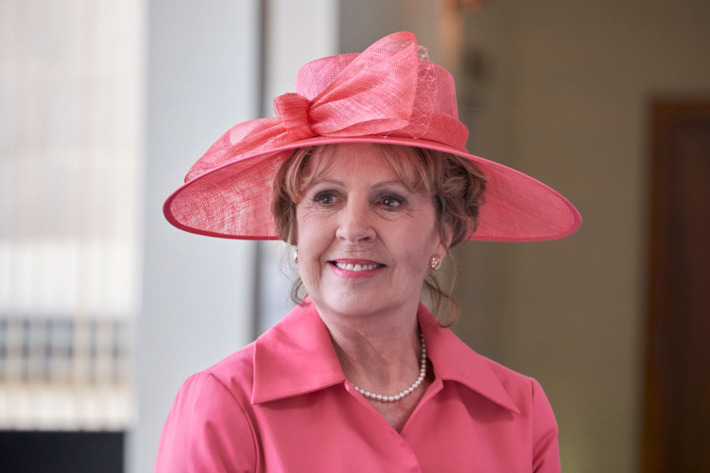 A CPL production for ITV.Pictured: PENELOPE WILTON as Pauline.This image is the copyright of ITV and must only be used in relation to Brief Encounters.