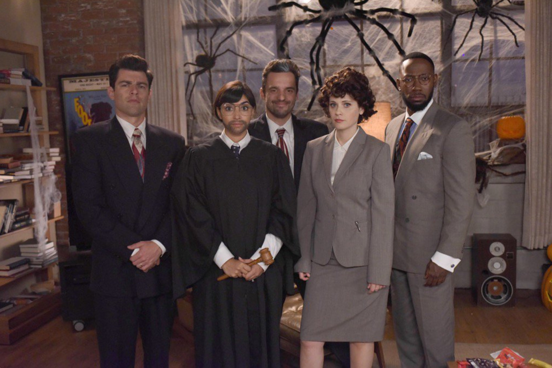 New Girl Cast Found Guilty of Having the Perfect People v. O.J. ...