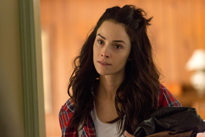 Abigail Spencer as Amantha Holden - Rectify _ Season 4, Episode 2 - Photo Credit: Jackson Lee Davis/Sundance