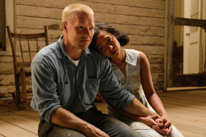 Joel Edgerton and Ruth Negga in Jeff Nichols' <em>Loving.</em>