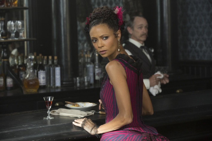 Thandie Newton as Maeve.