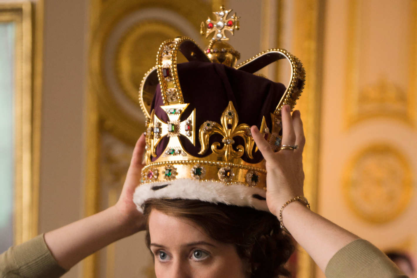 The Stories Behind the Crowns of The Crown 30e85ee17970