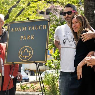 Adam Yauch Park Naming At Palmetto Playground