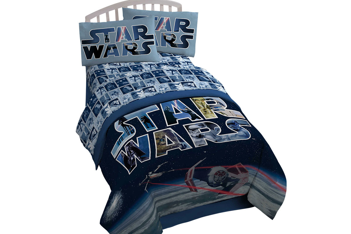 Space Battle Sheet Set