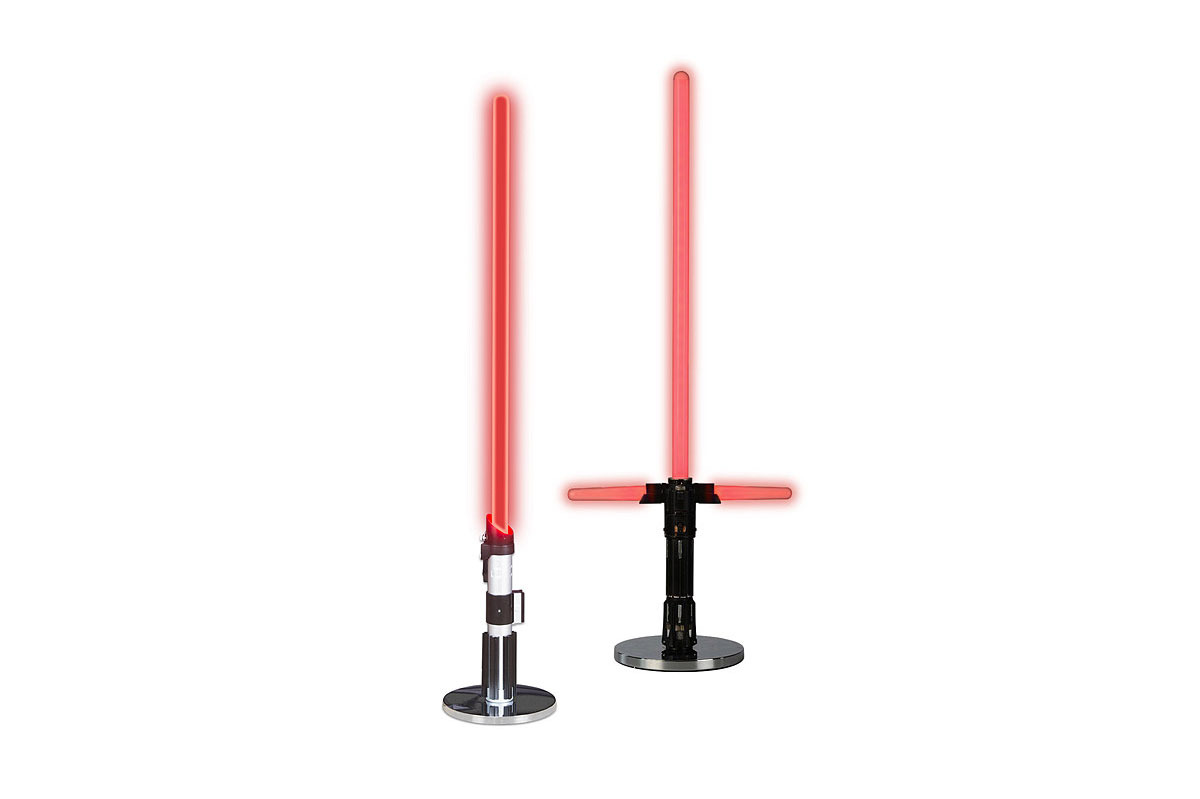 Kylo Ren Lightsaber Lamp