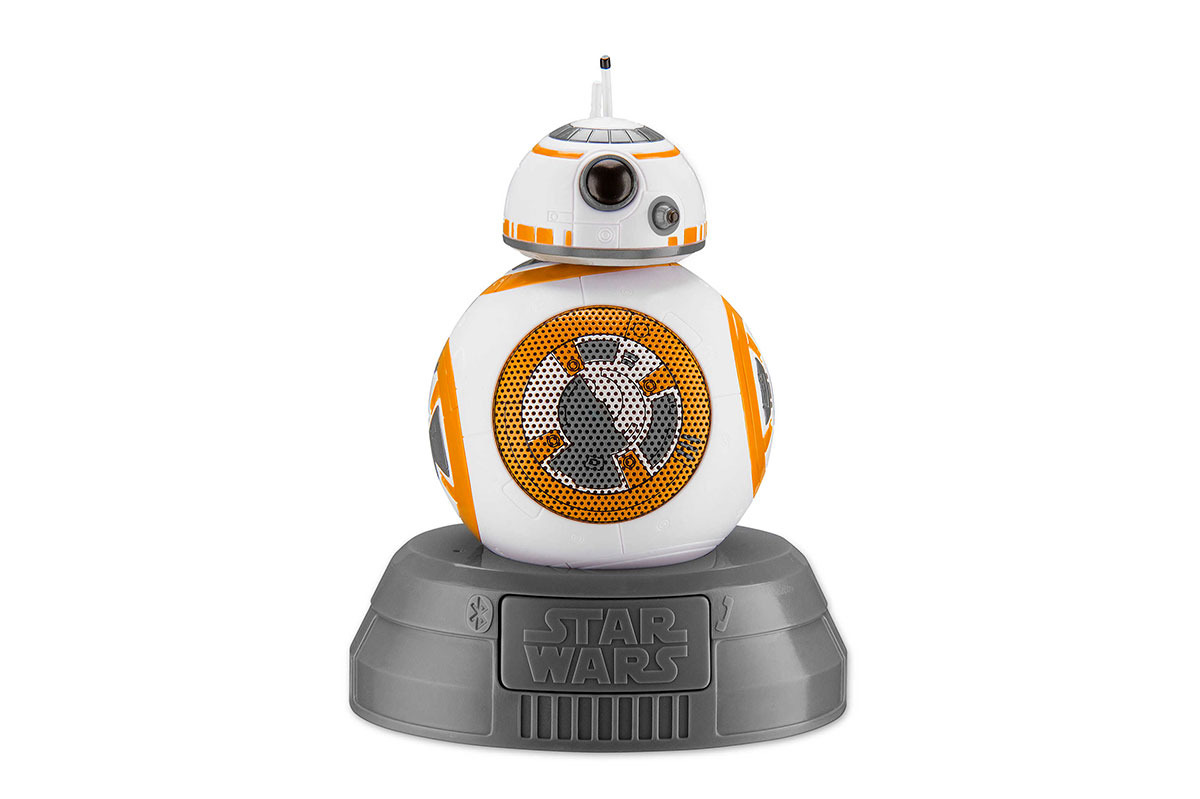 iHome Star Wars Episode VII BB-8 Bluetooth Wireless Speaker
