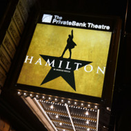 """Hamilton"" Chicago Opening Night"