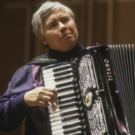 Pauline Oliveros At Merkin Concert Hall