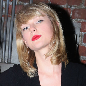 Taylor Swift Visits Broadway