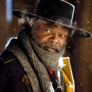 SAMUEL L. JACKSON stars in THE HATEFUL EIGHT. Photo: Andrew Cooper, SMPSP© 2015 The Weinstein Company. All Rights Reserved.