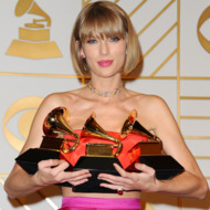 The 58th GRAMMY Awards - Press Room