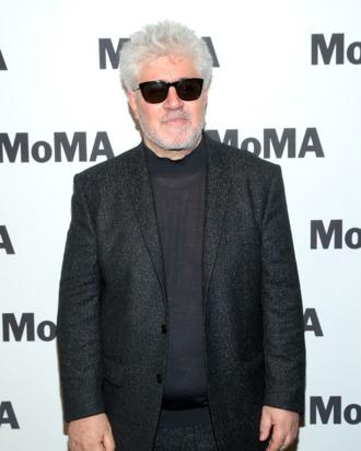 Opening Night of MoMA's Pedro Almodovar Retrospective