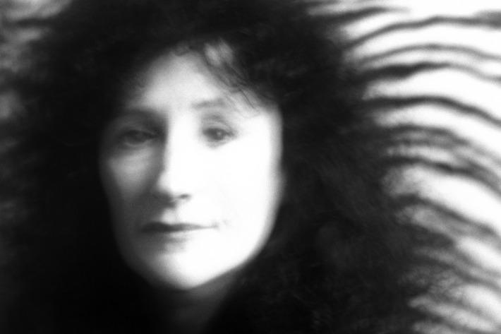 Lynne Tillman Portrait Session