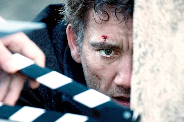 CHILDREN OF MEN, Clive Owen, 2006.©Universal/courtesy Everett Collection