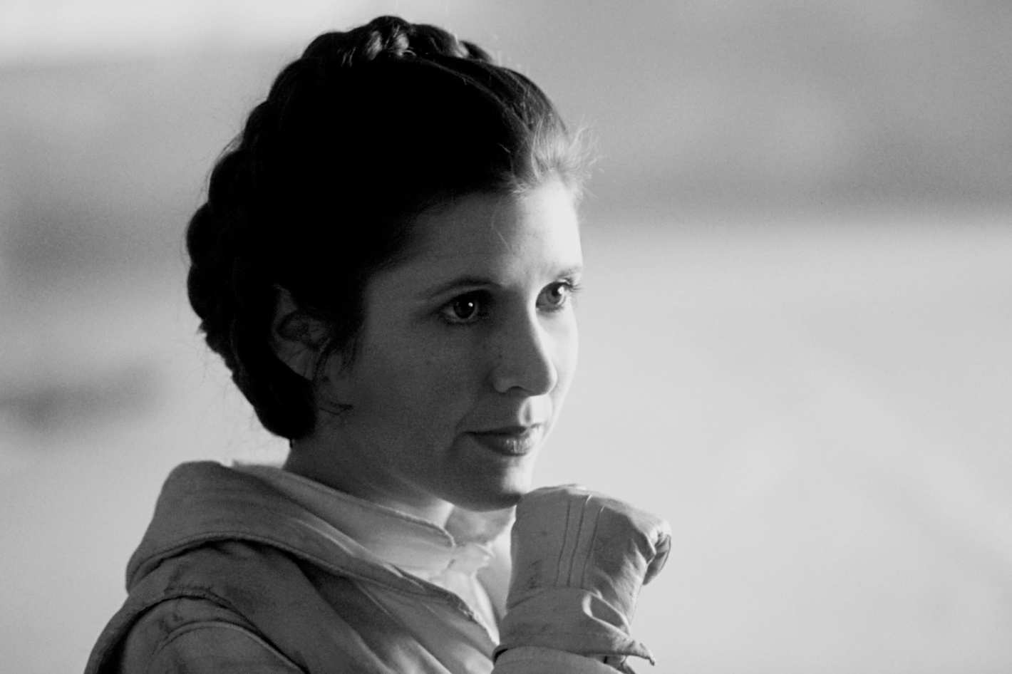 Actress Carrie Fisher, starred for Princess Leia in Star Wars, dies